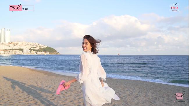 """Tung vlog du hí Hàn Quốc cùng ngày với Vũ Khắc Tiệp, Ngọc Trinh gây sốc vì ăn sống loài cá có tên gọi """"nhạy cảm"""" - Ảnh 19."""