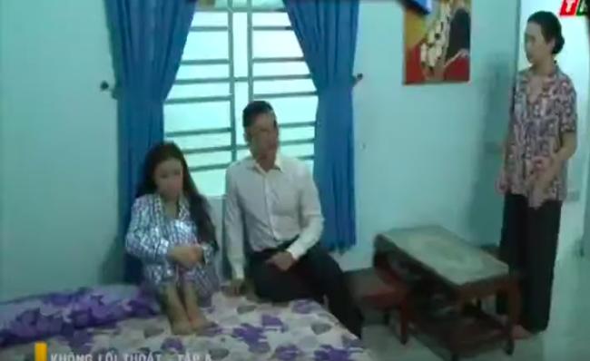 """""""Không lối thoát"""": Mai Anh có bầu sau khi bị cưỡng bức, gọi điện cho Minh thì anh đang ngủ với cô gái khác  - Ảnh 4."""