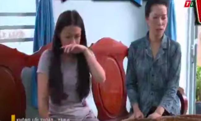"""""""Không lối thoát"""": Mai Anh có bầu sau khi bị cưỡng bức, gọi điện cho Minh thì anh đang ngủ với cô gái khác  - Ảnh 3."""