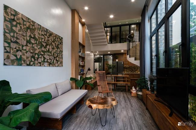"""Ngôi nhà phố vạn người mơ ước được xây trên mảnh đất hình """"trái xoài"""" ở Huế - Ảnh 6."""
