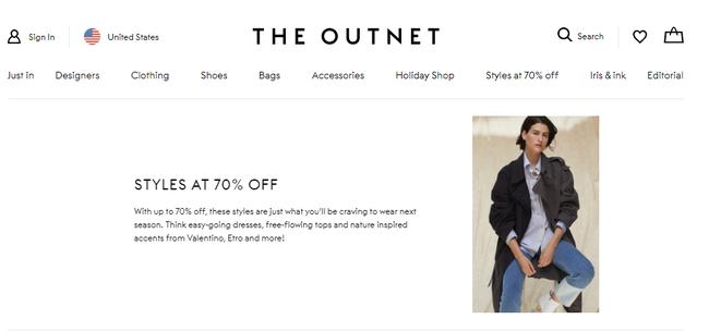 Đây là 5 trang web chuyên order hàng hiệu giảm giá tới 80% mà các tín đồ mua sắm nên biết - Ảnh 1.