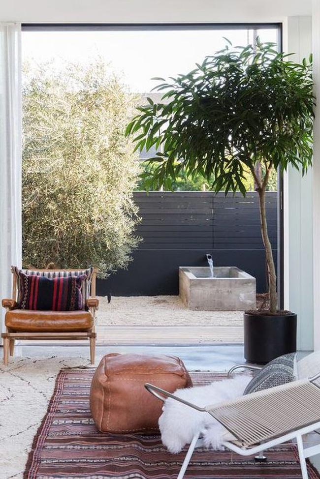13 ý tưởng trang trí sân sau với điểm nhấn ấn tượng giúp ngôi nhà của bạn đẹp từ trong ra ngoài - Ảnh 4.