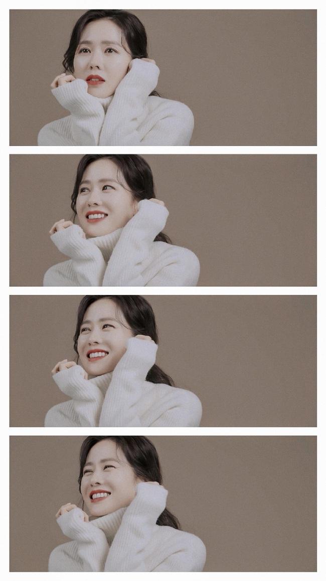 """Chỉ là hình hậu trường chụp ảnh quảng cáo thôi mà đã đẹp hết phần thiên hạ thế này rồi, bảo sao Son Ye Jin vẫn được xem là """"tình đầu quốc dân"""" số 1 Hàn Quốc - Ảnh 7."""