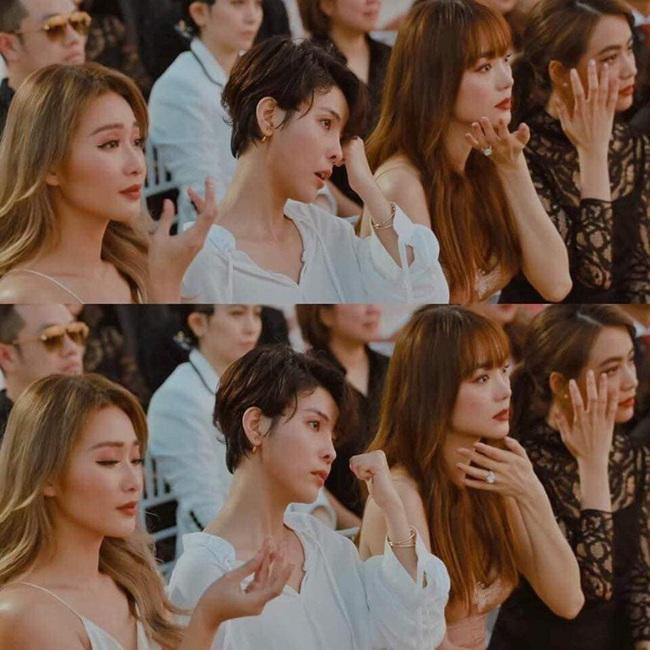 """Không phải Đông Nhi - Ông Cao Thắng, bức ảnh """"bốn mỹ nhân khóc"""" này mới gây bão nhất mạng xã hội nhất ngày hôm nay  - Ảnh 2."""