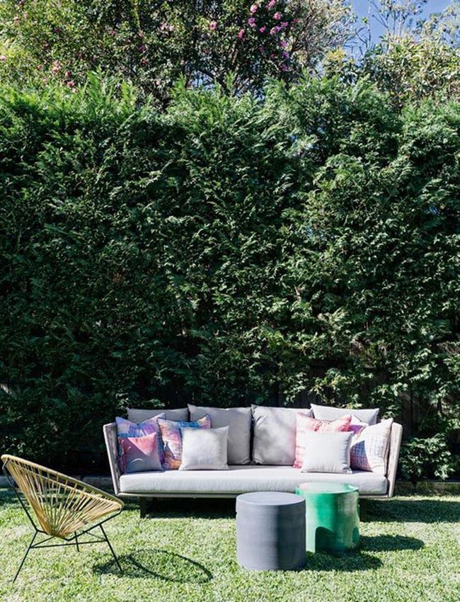13 ý tưởng trang trí sân sau với điểm nhấn ấn tượng giúp ngôi nhà của bạn đẹp từ trong ra ngoài - Ảnh 13.