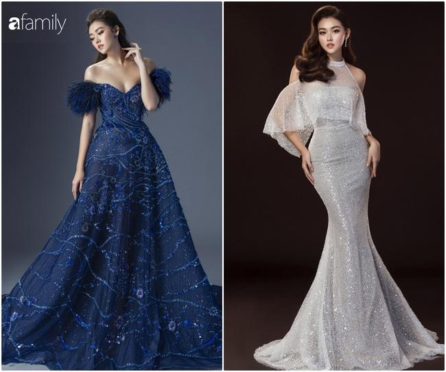 """Chuyện thú vị phía sau bộ váy trắng """"lấy may"""" mà Tường San đã mặc tại Chung kết Miss International 2019 - Ảnh 5."""