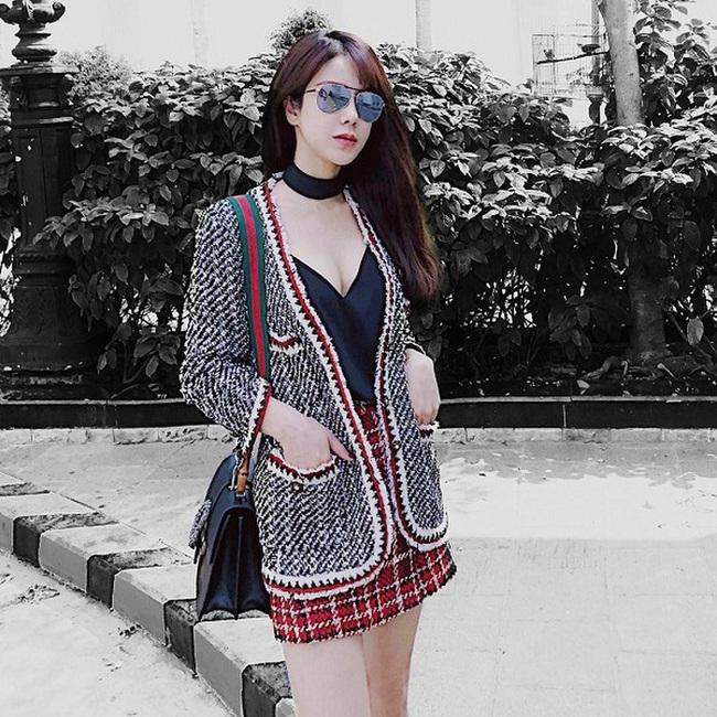 Những cô nàng thời trang, sành điệu nhất showbiz Việt - hàn đang  - Ảnh 17.