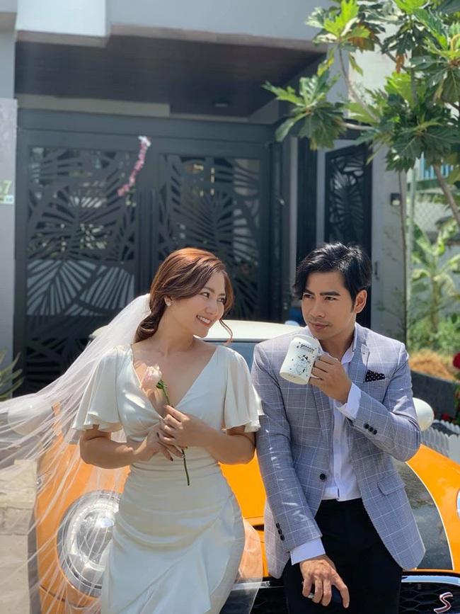 """Giữa """"tâm bão"""" Thanh Bình - Ngọc Lan ly hôn, loạt ảnh ngọt ngào của cặp đôi khiến dân tình tiếc nuối  - Ảnh 2."""