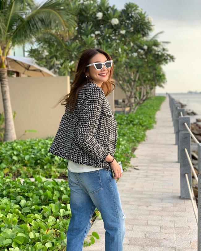 Những cô nàng thời trang, sành điệu nhất showbiz Việt - hàn đang  - Ảnh 13.