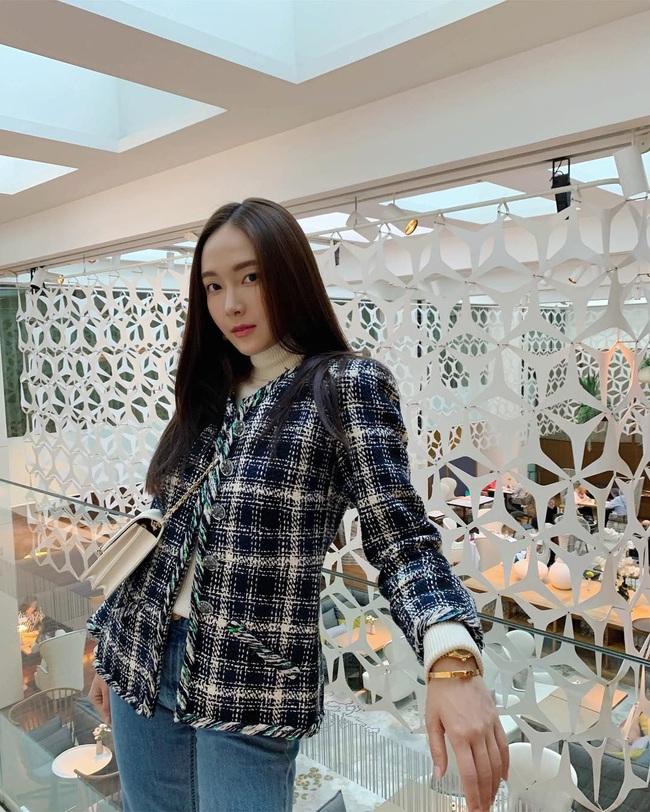 Những cô nàng thời trang, sành điệu nhất showbiz Việt - hàn đang  - Ảnh 10.