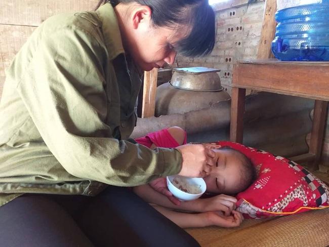 Đường cùng của người phụ nữ rao bán thận để kiếm tiền chữa bệnh cho con - Ảnh 4.