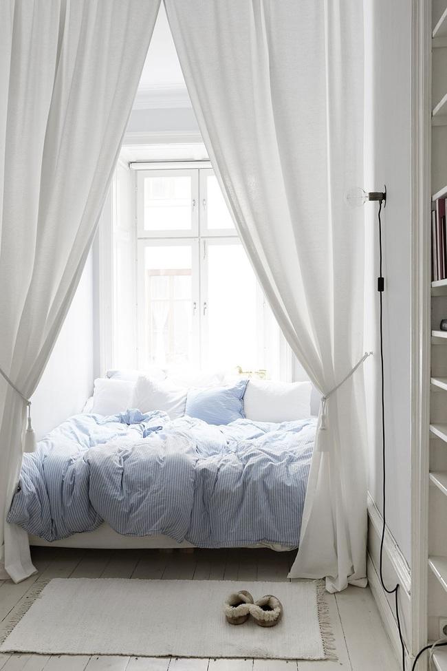 12 ý tưởng biến căn hộ studio hiện lên đẹp thoáng chẳng kém nhà cao cửa rộng - Ảnh 6.
