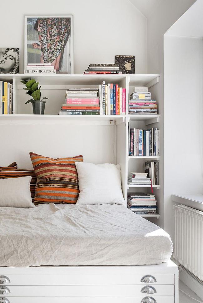 12 ý tưởng biến căn hộ studio hiện lên đẹp thoáng chẳng kém nhà cao cửa rộng - Ảnh 7.