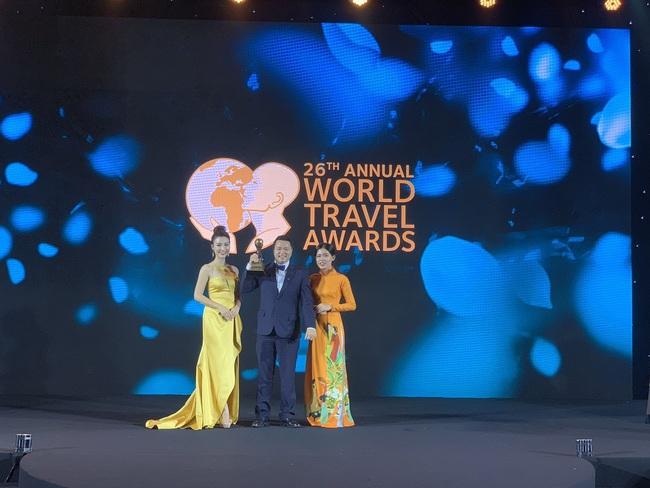 Dấu ấn Tây Bắc - đòn bẩy để Sun World Fansipan Legend được vinh danh trong giải thưởng du lịch thế giới - Ảnh 1.