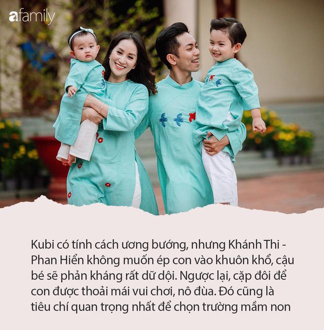 Chi không ít tiền cho con học trường quốc tế, Khánh Thi lại chứng kiến cảnh Kubi nhem nhuốc bên chậu nước xà phòng và sự thật bất ngờ - Ảnh 5.