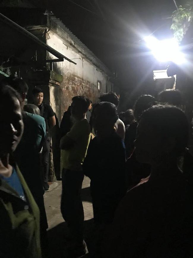 Thái Bình: Kinh hoàng người phụ nữ đang mang bầu bị chồng sát hại, đốt xác ngay tại nhà - Ảnh 1.