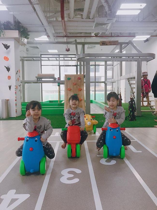 """Khám phá khu vui chơi trẻ em mới toanh ở Hà Nội: Rộng, đẹp nhưng giá cả thì hơi """"đau ví"""" - Ảnh 1."""
