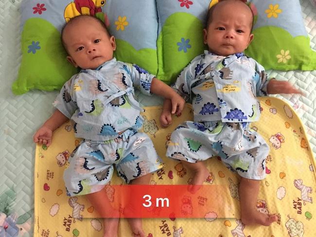 """Hành trình ròng rã nuôi con song sinh bị sinh non ở tuần 31, nặng có 1,3kg, """"đi viện nhiều như cơm bữa"""" của bà mẹ 9x - Ảnh 5."""