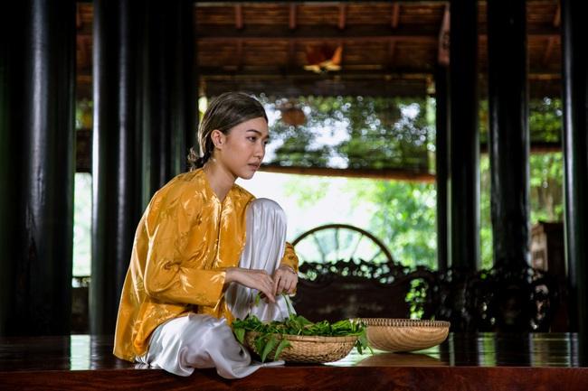 Diệu Nhi làm mẹ kế, cưa đổ Gin Tuấn Kiệt khi ca hát tỏ tình - Ảnh 5.
