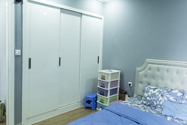 Căn hộ màu xanh với thiết kế đẳng cấp như không gian sang chảnh châu Âu trong lòng Hà Nội dành cho gia đình 3 thế hệ - Ảnh 17.
