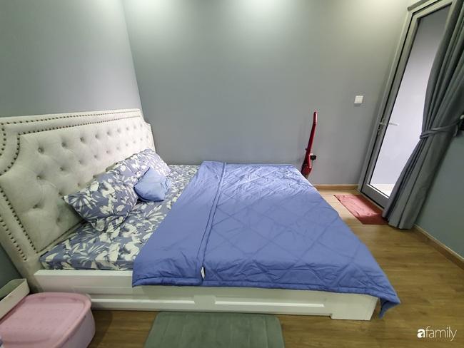 Căn hộ màu xanh với thiết kế đẳng cấp như không gian sang chảnh châu Âu trong lòng Hà Nội dành cho gia đình 3 thế hệ - Ảnh 16.