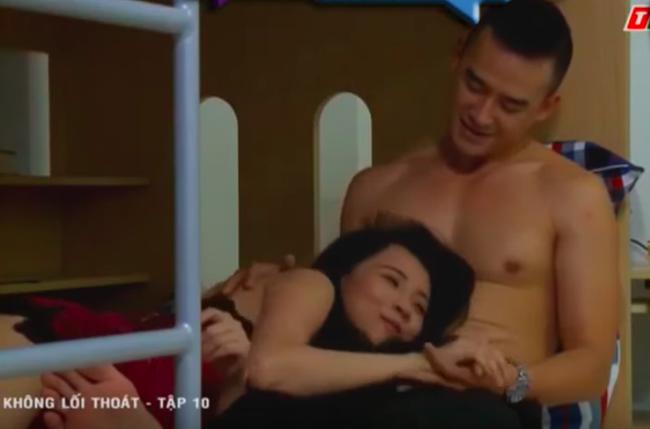 """""""Không lối thoát"""": Y tá lẳng lơ có mặt xinh như Hoa hậu và ngực siêu khủng, đóng phim chung với cả Han Jae Suk   - Ảnh 4."""