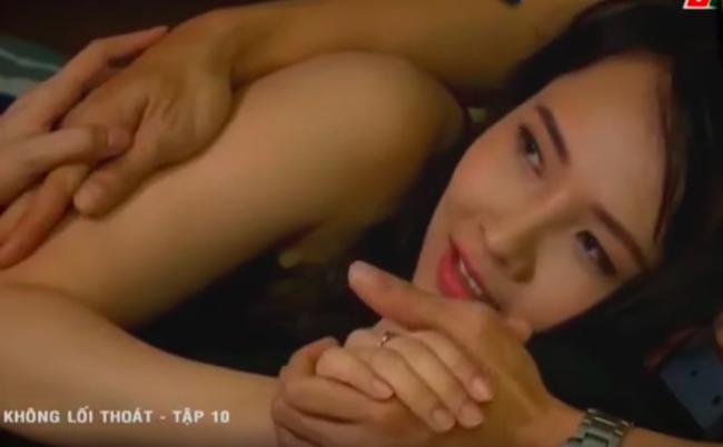 """""""Không lối thoát"""": Y tá lẳng lơ có mặt xinh như Hoa hậu và ngực siêu khủng, đóng phim chung với cả Han Jae Suk   - Ảnh 3."""