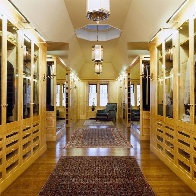 Tham khảo nhanh vài gợi ý để căn phòng thay đồ của bạn thêm hoàn mỹ - Ảnh 3.