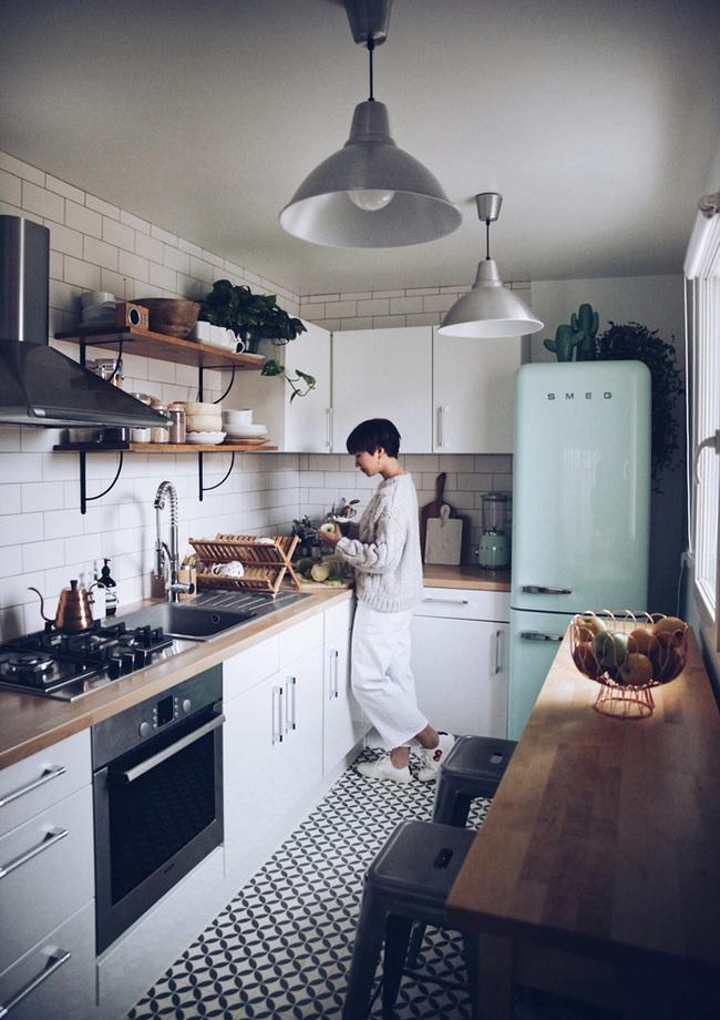 Căn bếp Vintage và bí mật thiết kế khiến triệu chị em đều yêu thích - Ảnh 3.