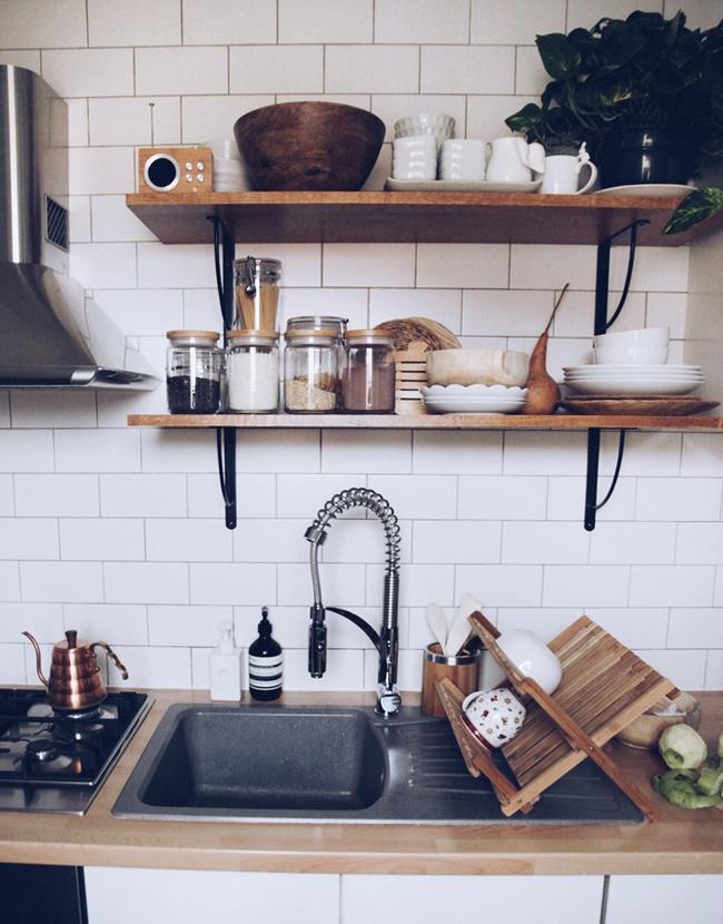 Căn bếp Vintage và bí mật thiết kế khiến triệu chị em đều yêu thích - Ảnh 7.