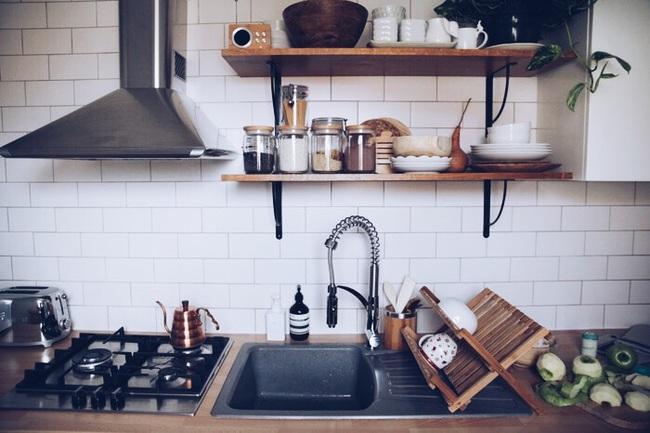 Căn bếp Vintage và bí mật thiết kế khiến triệu chị em đều yêu thích - Ảnh 6.