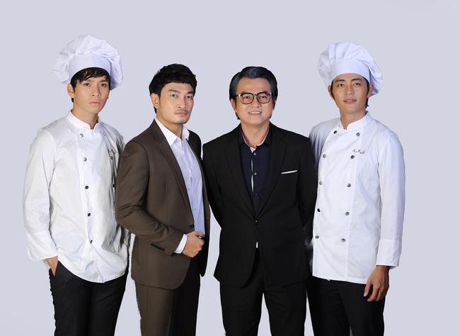 """Tạo hình phim """"Vua bánh mì"""": Khải Duy - Cao Minh Đạt xuất hiện điển trai, lại làm chồng Nhật Kim Anh  - Ảnh 16."""