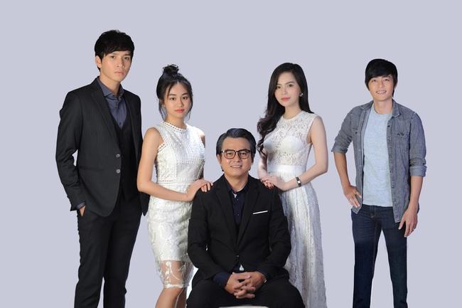 """Tạo hình phim """"Vua bánh mì"""": Khải Duy - Cao Minh Đạt xuất hiện điển trai, lại làm chồng Nhật Kim Anh  - Ảnh 4."""