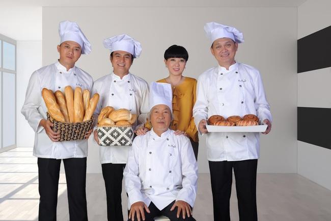 """Tạo hình phim """"Vua bánh mì"""": Khải Duy - Cao Minh Đạt xuất hiện điển trai, lại làm chồng Nhật Kim Anh  - Ảnh 8."""