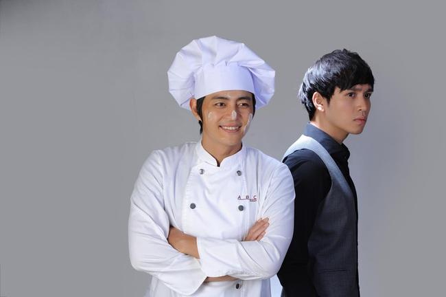"""Tạo hình phim """"Vua bánh mì"""": Khải Duy - Cao Minh Đạt xuất hiện điển trai, lại làm chồng Nhật Kim Anh  - Ảnh 18."""
