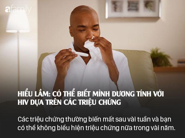 Sống chung với HIV: Những lầm tưởng và sự thật - Ảnh 5.