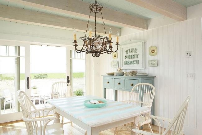 25 ý tưởng trang trí hoàn hảo cho phòng ăn sáng bừng ngon mắt - Ảnh 1.