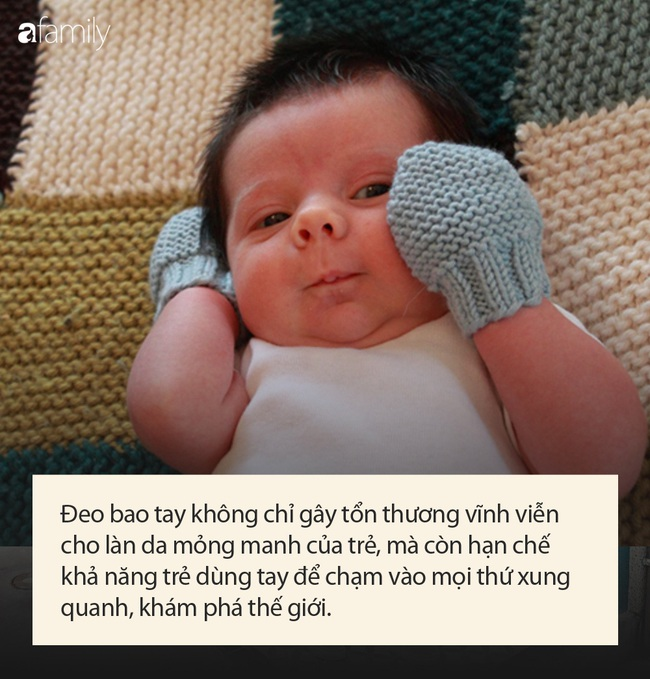 Bé 6 tháng tuổi phải cắt bỏ ngón tay giữa, người mẹ sốc khi biết nguyên nhân - Ảnh 3.