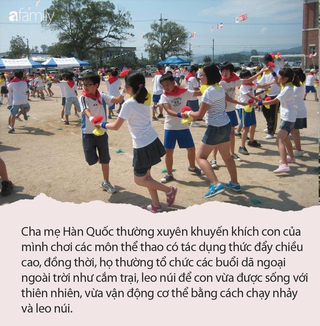 Từ một đất nước được xếp vào hàng những quốc gia có người dân lùn nhất thế giới, Hàn Quốc đã đào tạo nên một thế hệ trẻ có chiều cao vượt trội đáng nể - Ảnh 2.