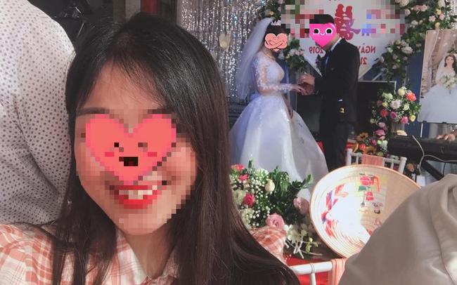 Đến dự đám cưới mối tình đầu, cô gái ngấm ngầm chụp một bức ảnh bí mật với cô dâu chú rể, hành động sau đó mới gây tranh cãi - Ảnh 1.