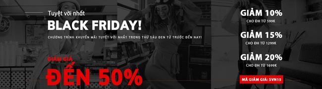 Đây là những thương hiệu thời trang sẽ giảm giá mạnh trong ngày Black Friday, chị em nhanh tay cập nhật để mua sắm được giá hời - Ảnh 7.