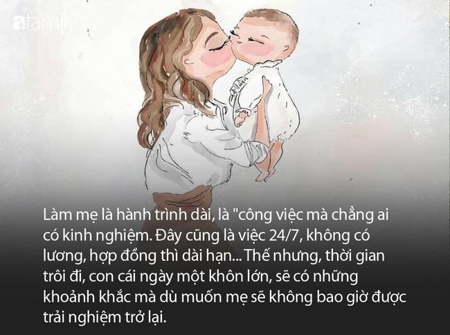 """Đừng than vãn nuôi con vất vả nữa, bởi các mẹ ạ, có những """"lần cuối cùng"""" bạn được nhìn thấy ở con - Ảnh 1."""