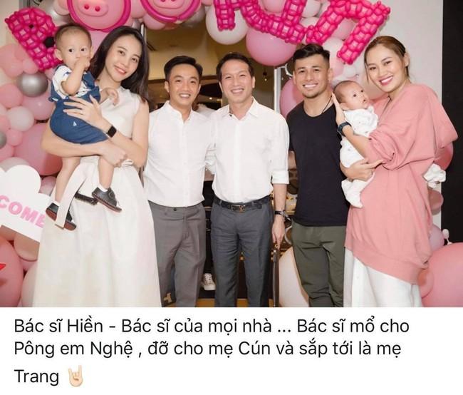 Sau hơn 3 tháng kết hôn, Đàm Thu Trang đã mang thai con đầu lòng với Cường Đô La? - Ảnh 2.