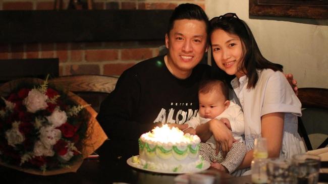 Con gái Lam Trường khủng hoảng tuổi lên 3, vợ trẻ nhất định tôn trọng sự quyết định của bé nhưng thành quả lại cực bất ngờ - Ảnh 1.