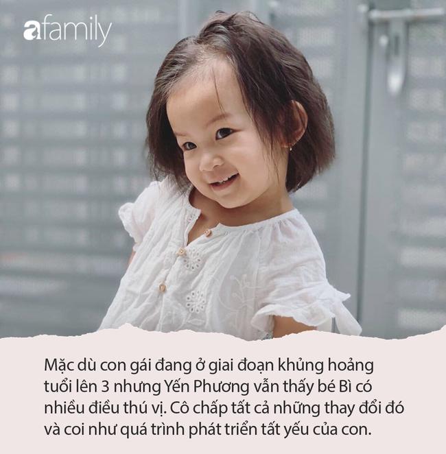 Con gái Lam Trường khủng hoảng tuổi lên 3, vợ trẻ nhất định tôn trọng sự quyết định của bé nhưng thành quả lại cực bất ngờ - Ảnh 6.