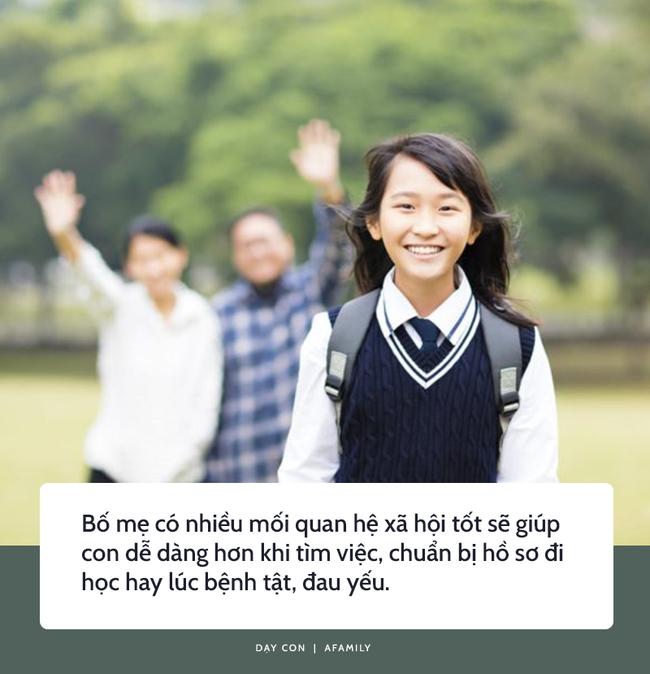 Bố mẹ trông cậy hết vào con: Đừng mong chờ điều đó bởi theo chuyên gia ĐH Harvard, bố mẹ giàu mới giúp con thành công - Ảnh 3.