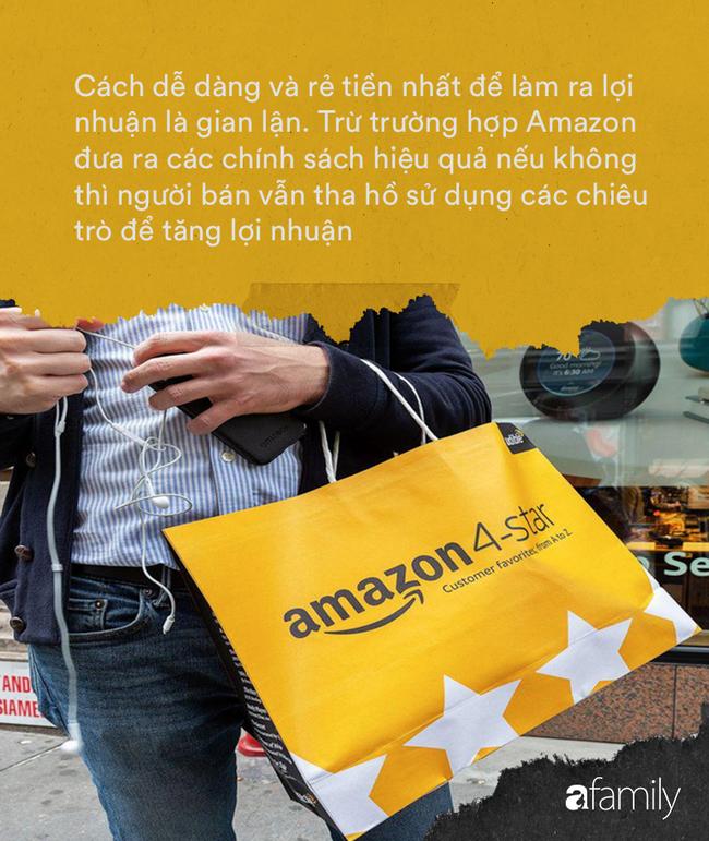 Chiêu lừa trên trang bán hàng trực tuyến Amazon: Đừng quá tin review bởi nhận xét tích cực và đánh giá 5 sao dễ dàng bị làm giả để kích thích khách hàng mua sắm - Ảnh 4.