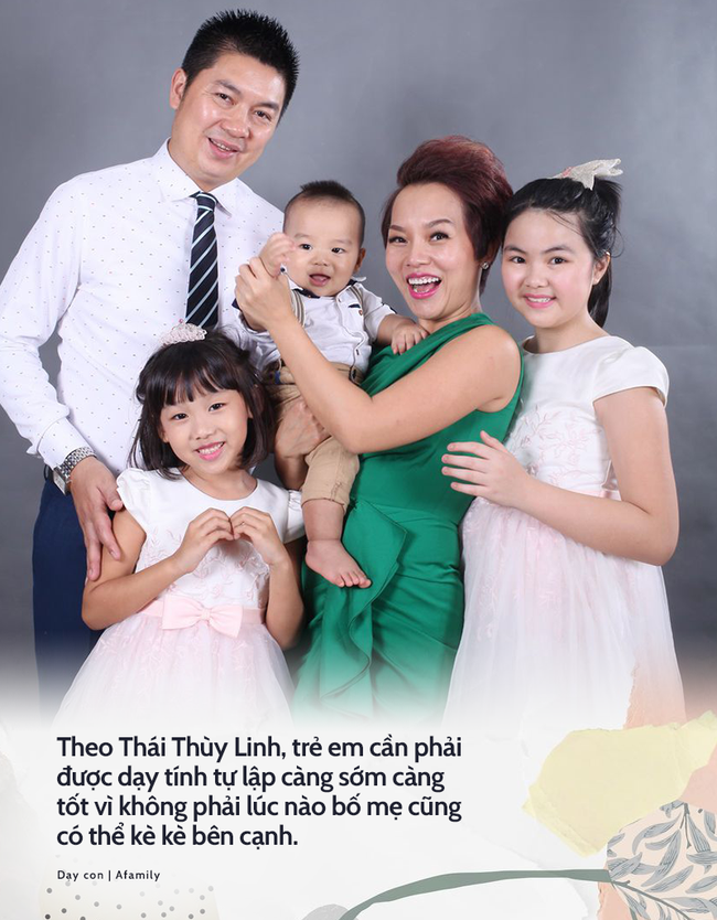 Bận trăm công nghìn việc, đây là cách vợ chồng Lý Hải Minh Hà cùng loạt sao Việt đình đám rèn con tự lập từ nhỏ - Ảnh 8.