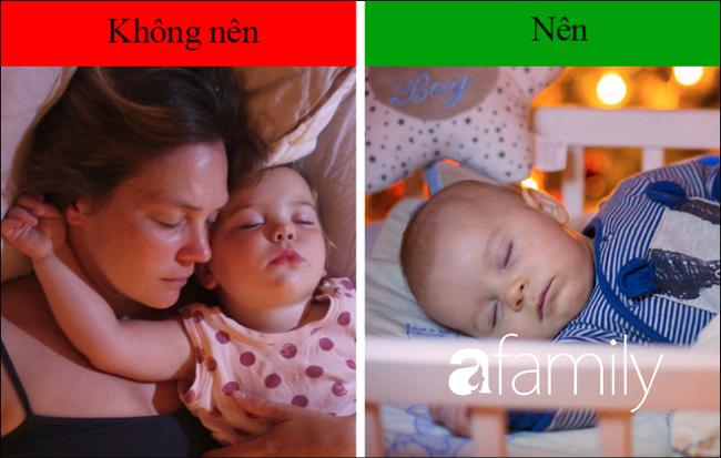 10 sai lầm của cha mẹ khiến cho con ngủ không ngon, làm ảnh hưởng đến sự phát triển trí não và thể chất của con - Ảnh 9.