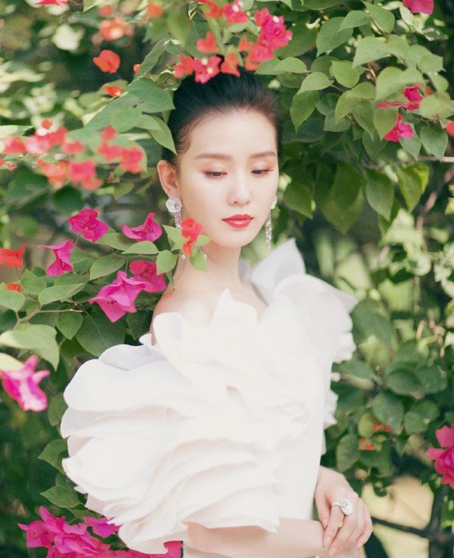 """Giữa dàn mỹ nhân lộng lẫy tại Kim Kê Bách Hoa 2019, Lưu Thi Thi lại là nhân vật """"gây bão"""" vì nhan sắc của """"gái một con"""" - Ảnh 4."""